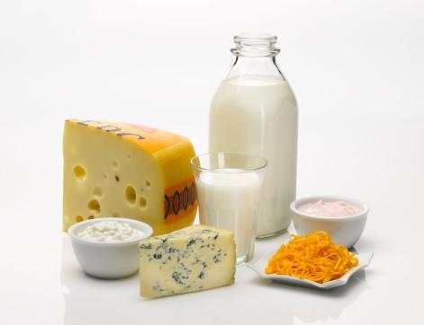 Молочные продукты и похудение