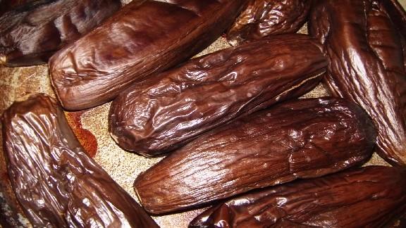 Баклажаны печеные