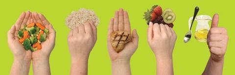 Метод Монтиньяка и величина порций