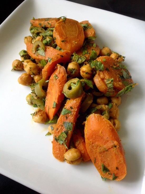 Chickpea+Carrot+Salad